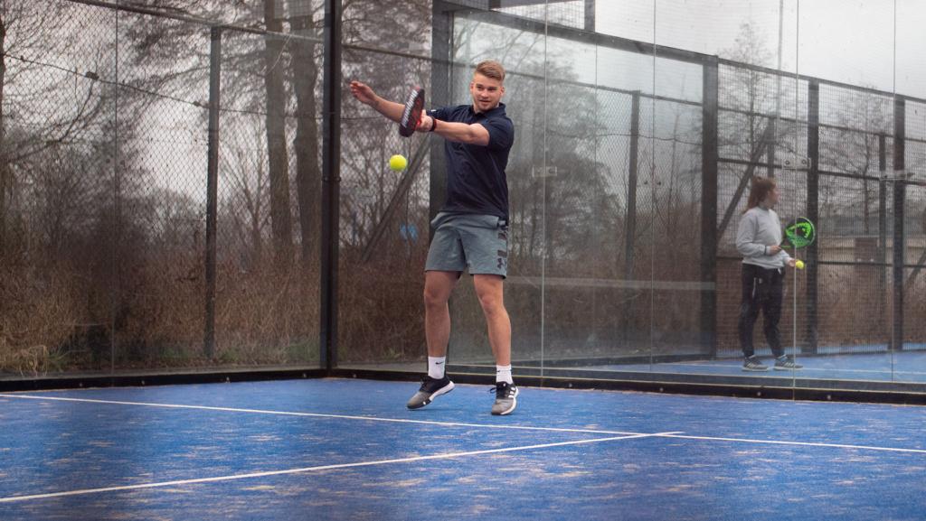 Padel rackets voor beginners